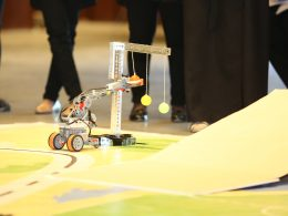 Second GCC Robotics Challenge Local Round